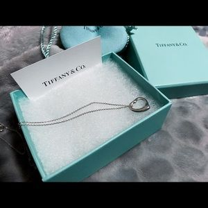 Tiffany & Co. Heart necklace